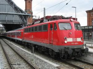 Torsten Lose; 110 468-6, Bremen Hbf, 22.04.2010