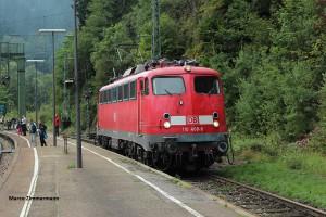 110 468-6 in Triberg